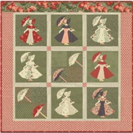 Parasol Princess pattern