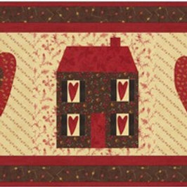 Home is Where the Heart is pattern