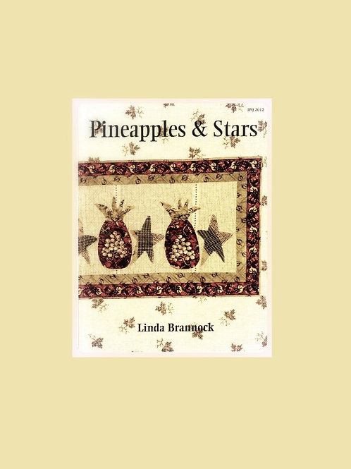 Pineapples & Stars