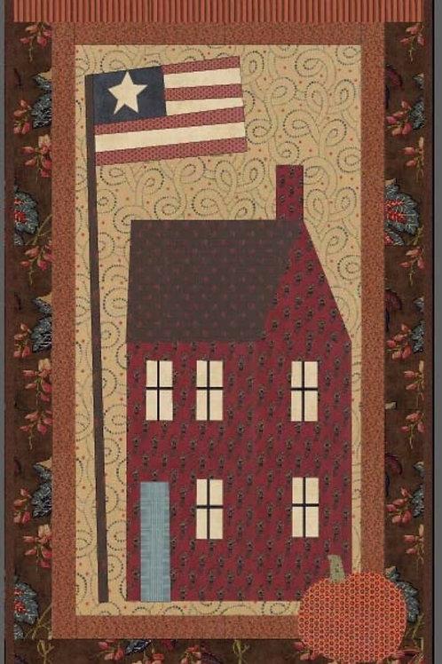 School Days Mini quilt pattern
