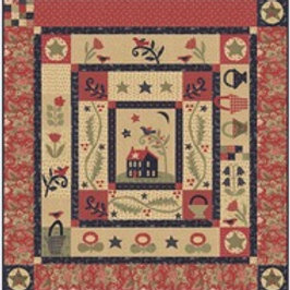 Fern Hill Quilt Kit