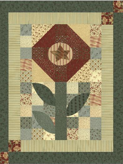 Starflower Charm pattern