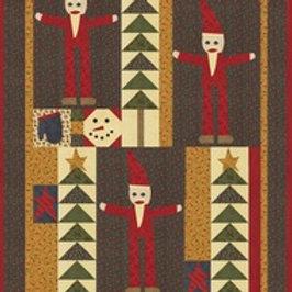 Santa's Tree Farm pattern