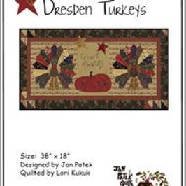 Dresden Turkey pattern