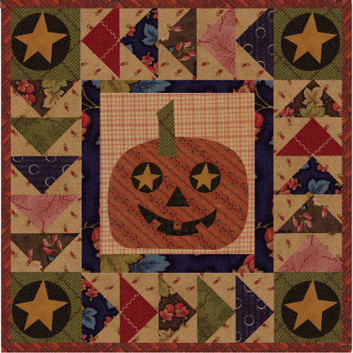 Starry Eyed Jack pattern