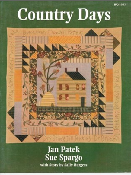 Country Days Quilt Book