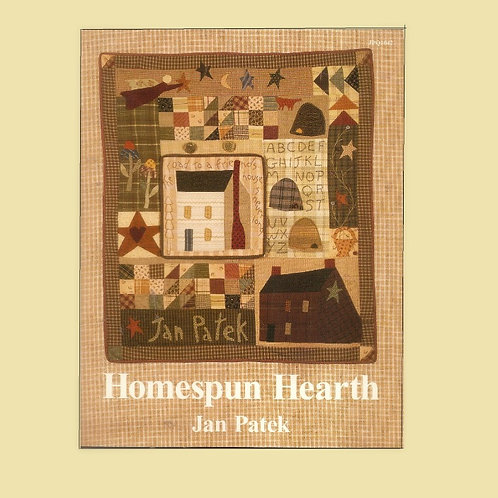 Homespun Hearth digital pattern pt 2