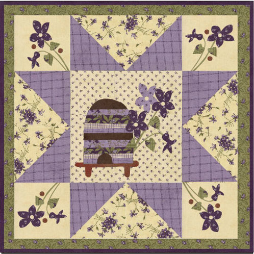 Beeskeps & Violets