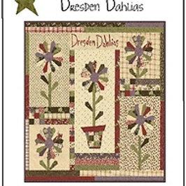Dresden Dahlias pattern