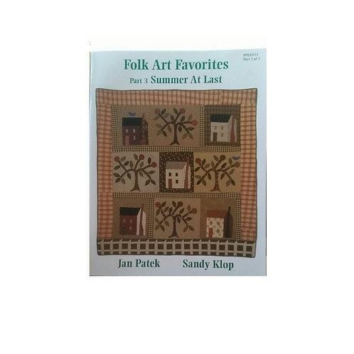 Folk Art Favorites bundle (books 1, 2 & 3)