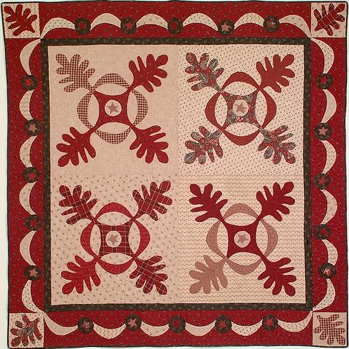 Wild Oak pattern
