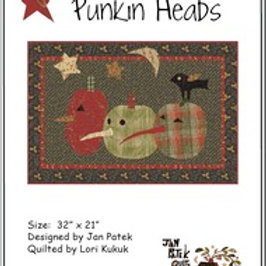 Punkin Heads Quilt pattern