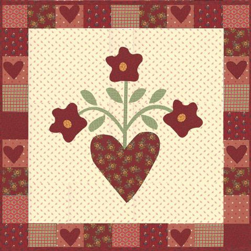 HEARTS and FLOWERS kit