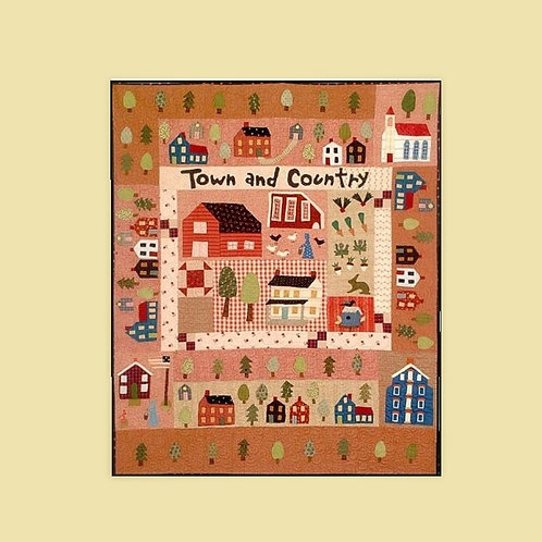 Town & Country Pattern