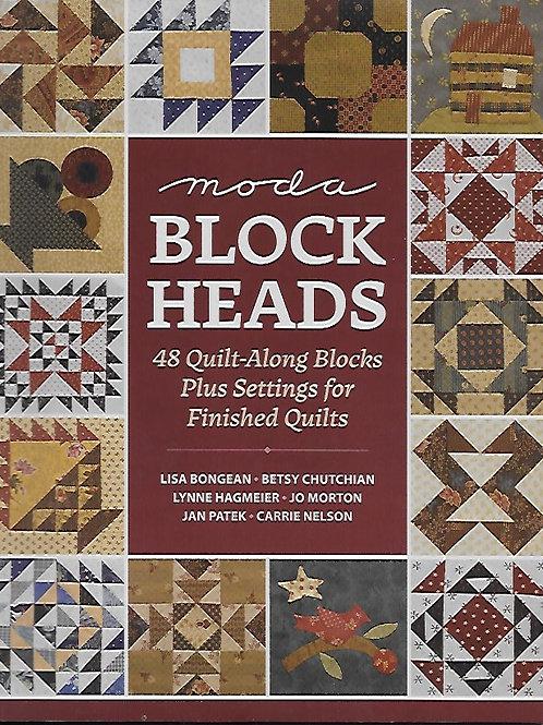 Moda Blockheads 1 Book