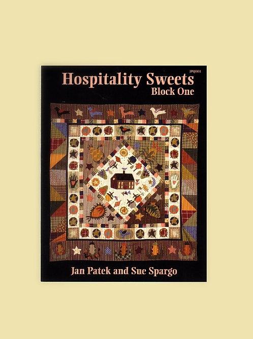 Hospitality Sweets BOM Pattern
