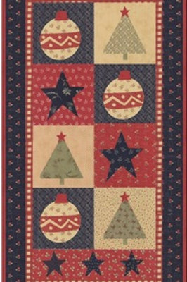 Star Spangled Christmas kit