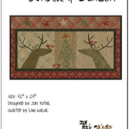Donner and Blitzen pattern