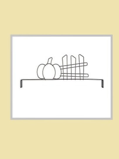 Pumpkin and Gate table stand header