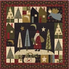 Santa Claus Lane pattern