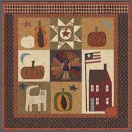 Rufus & Co (In the Pumpkin Patch) pattern