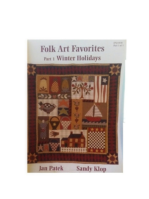 Folk Art Favorites part 1