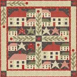 Little Houses pattern