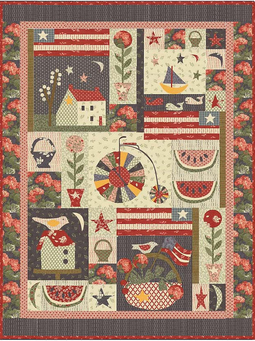 Front Porch BOM pattern