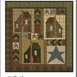 3 Cabins pattern