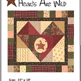 Hearts are Wild pattern