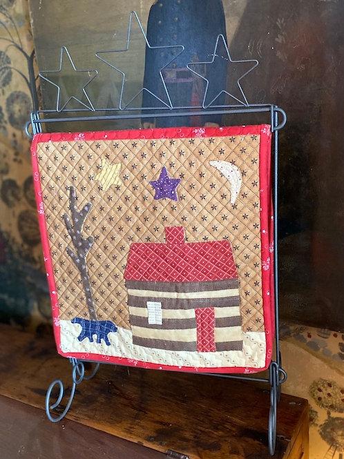 Cozy Cabin Tablestand Kit