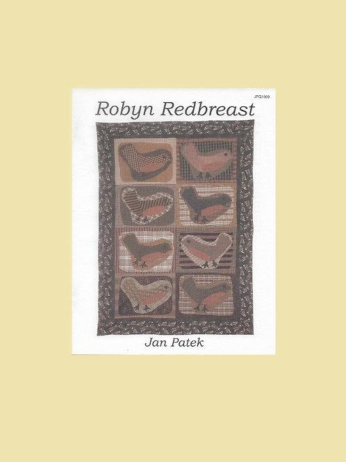 Robyn Redbreast book