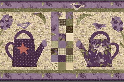 3 Birds on a Hot Summer's Day digital pattern