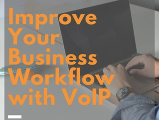 Voip, SIP Trunk For A Better Workflow