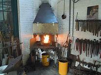La forge fixe du moulin du Nekkersgat