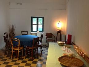 Le moulin du Nekkersgat-Bruxelles-Deux petites salles-