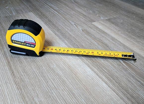 Take off measurements