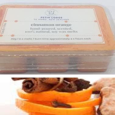 Cinnamon Orange (Clamshells)