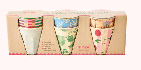 Rice Melamine Cup - LET´S SUMMER