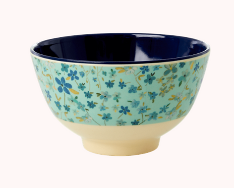 Rice - Small Bowl Floral