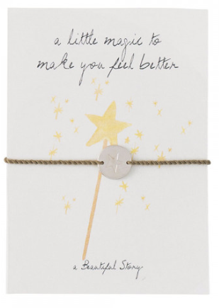 "Postkarte ""Magic"", a Beautiful story, fairtrade"