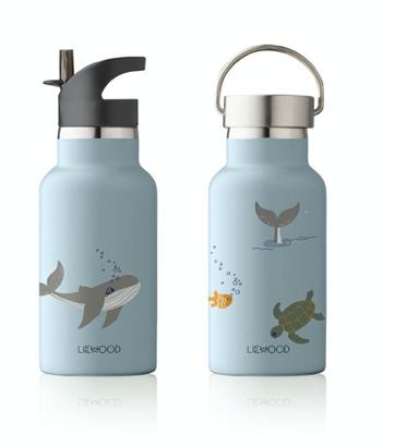 Liewood Anker Trinkflasche Sea creature mix