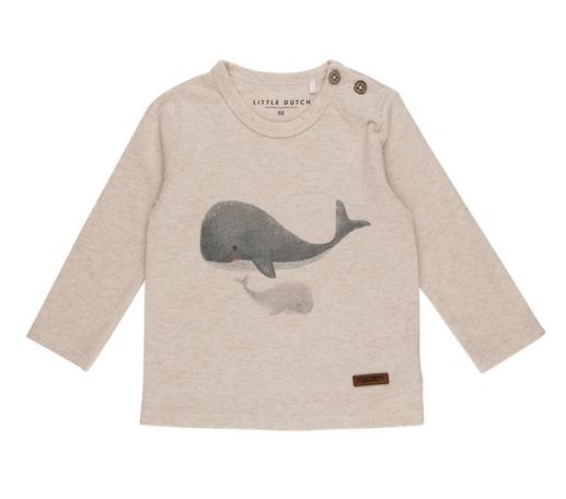 Little Dutch Langarm - Ocean Whale