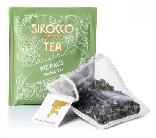 Sirocco Tee Bio-Piz Palü