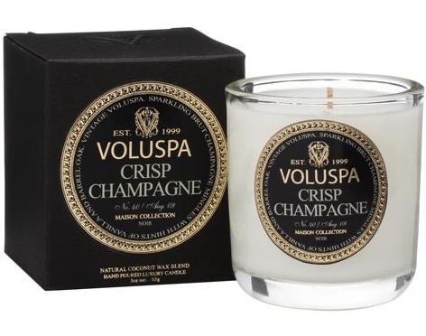 Duftkerze Voluspa Crisp Champagne 25h