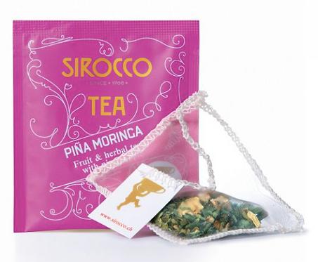 Sirocco Tee Bio-Pina Moringa