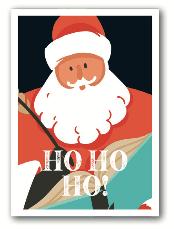 Weihnachtsmann Nukaart
