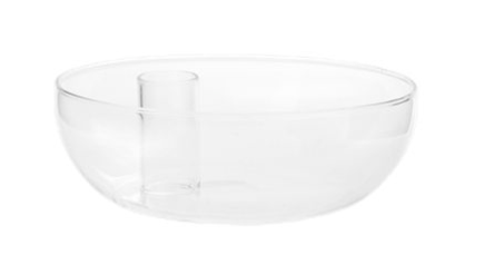 Storefactory, Lidatorp glas Large Kerzenhalter  ∅ 15cm