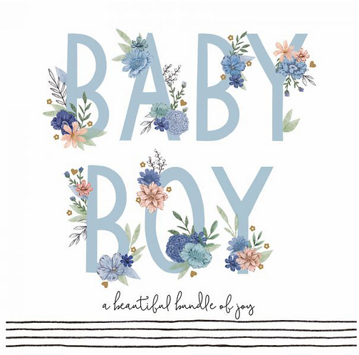 Baby - blue