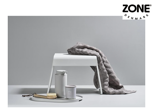 Zone Denmark Hocker Zone Stahl
